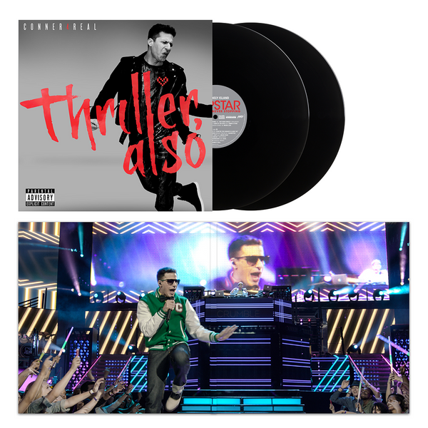 Popstar Vinyl - Thriller, Also-The Lonely Island Store
