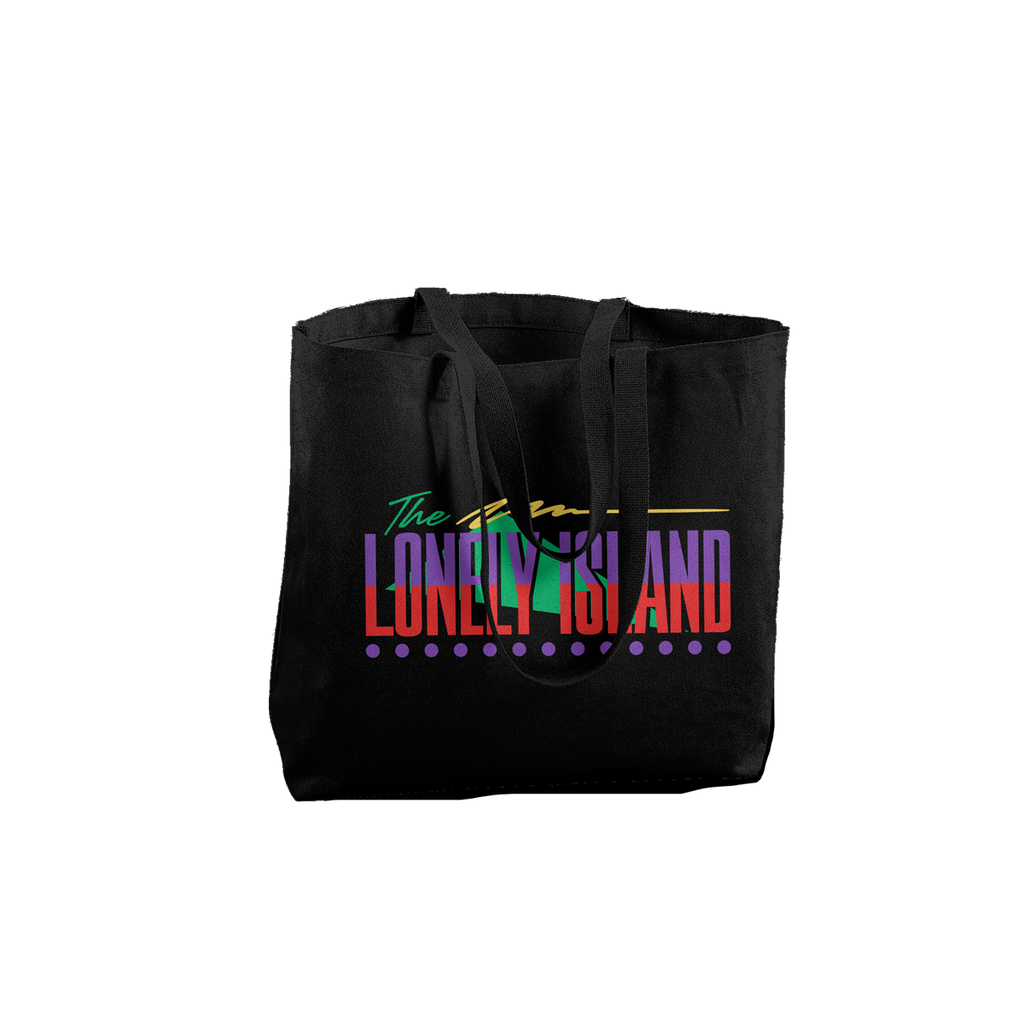 The Lonely Island Tote-The Lonely Island Store