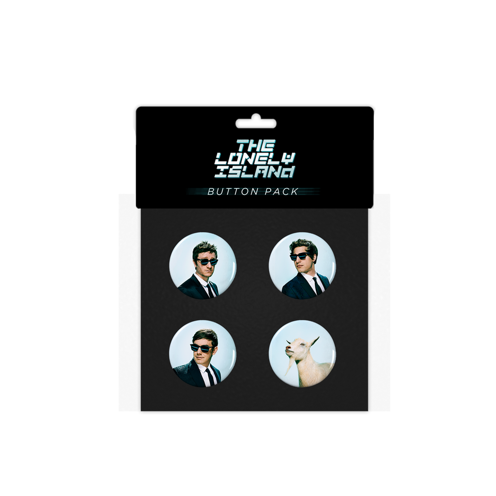 Wack Button Pack-The Lonely Island Store