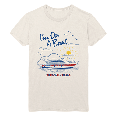 Yacht Club Tee-The Lonely Island Store