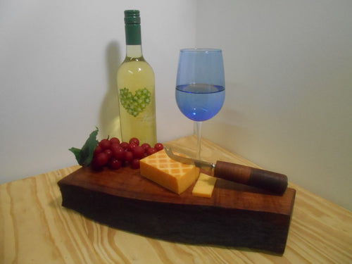 Cheese or Small Cutting Board  Solid Mesquite
