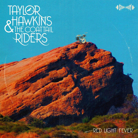 Red Light Fever CD - Taylor Hawkins