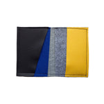 BLOODSHOT EYE wallet - blue, yellow, & glow in the dark