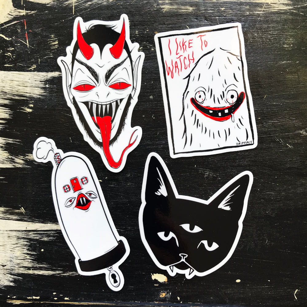 WATCHERS sticker pack