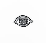 EYES IN EYE v.2 enamel pin