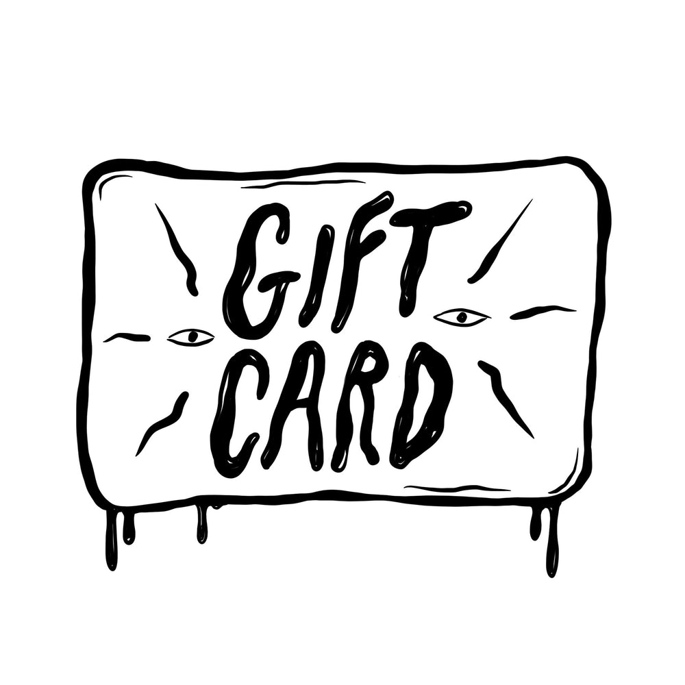 Dripface Gift Card