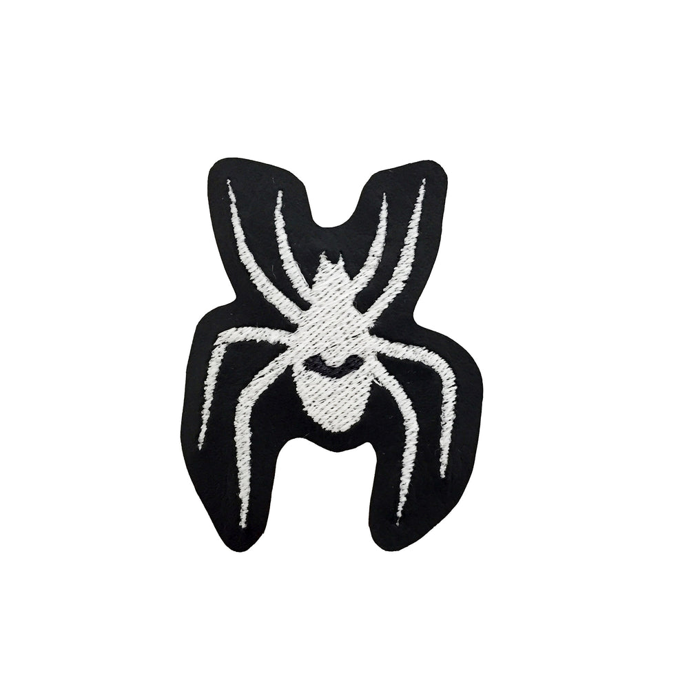 WATCHING SPIDER embroidered patch - you choose color