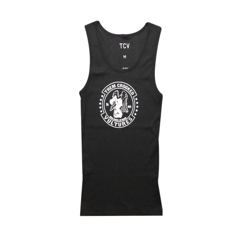 Mind Eraser Girls Tank - Them Crooked Vultures