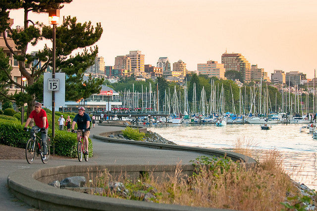 5 places to de-stress in Vancouver