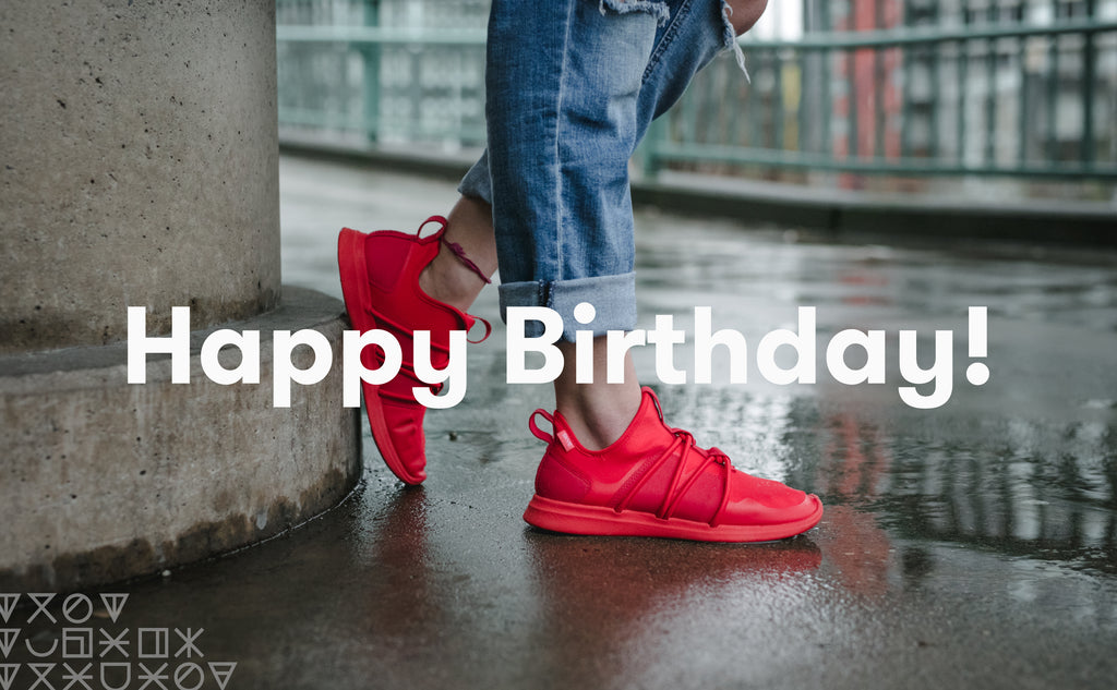 It's our First Ever Birthday Week: Save Up to 50% Off