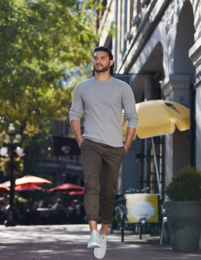 The 5 basic athleisure staples for men