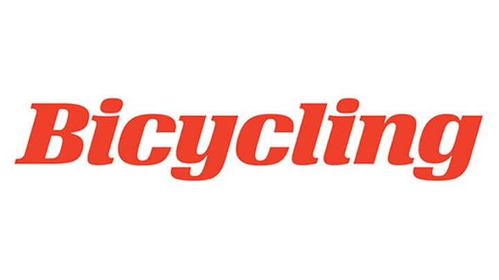Bicycling press logo - Image