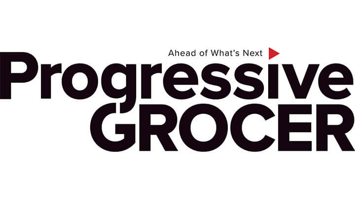 Progressive Grocer press logo - Image
