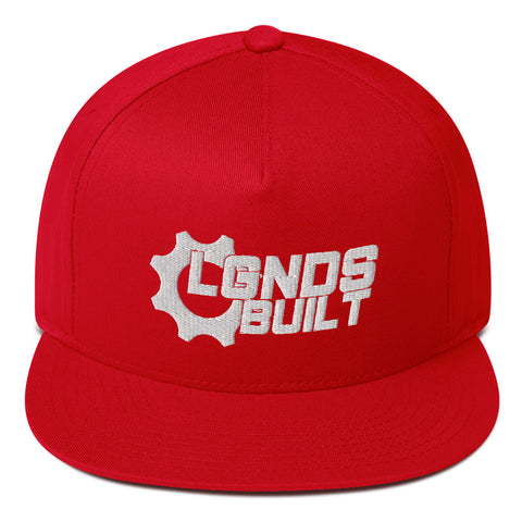 Geared Up 5-Panel SnapBack