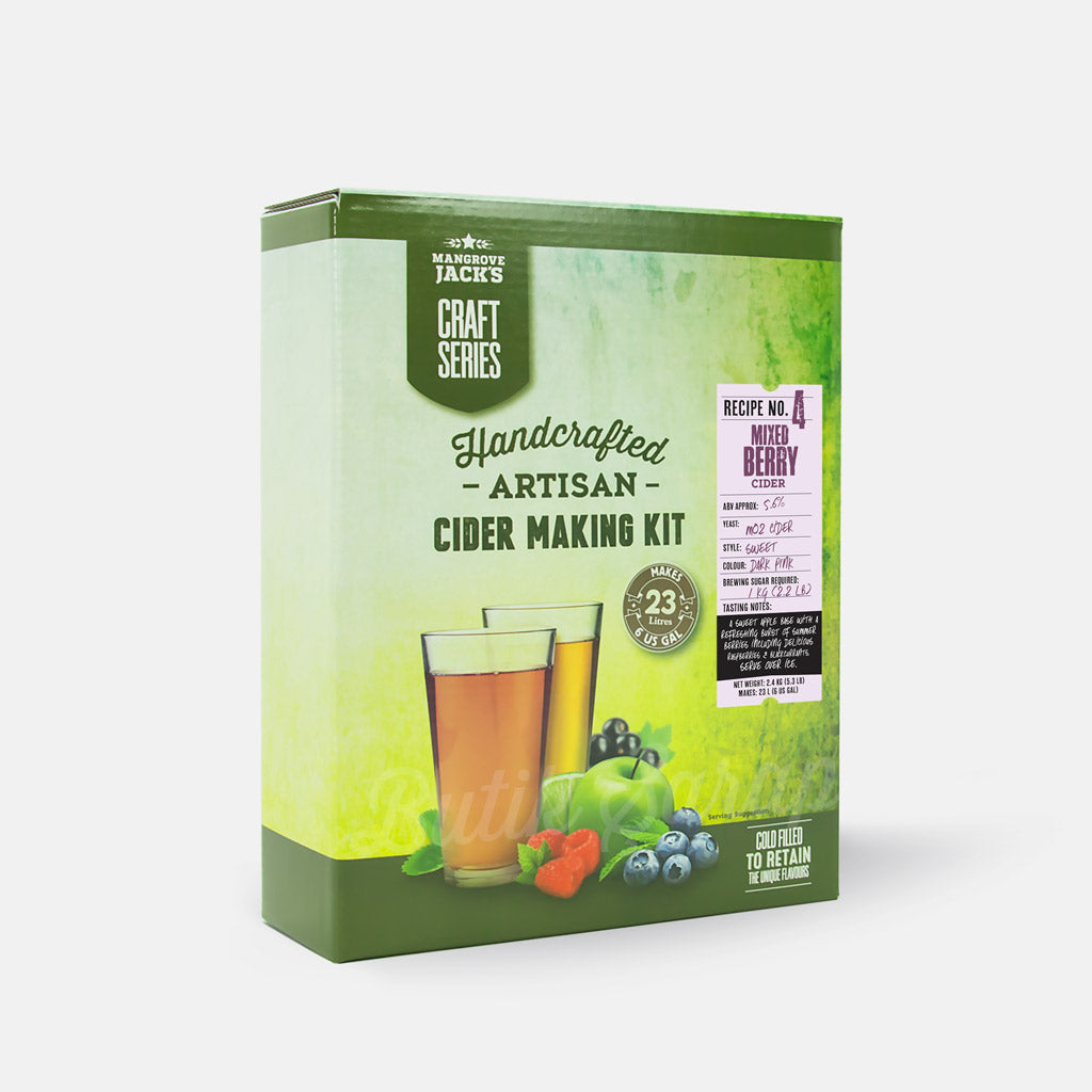 MJ Mixed Berry Cider