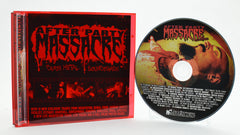 INCANTATION / GOREAPHOBIA / SOULLESS - After Party Massacre: Death Metal Soundtrack (CD)