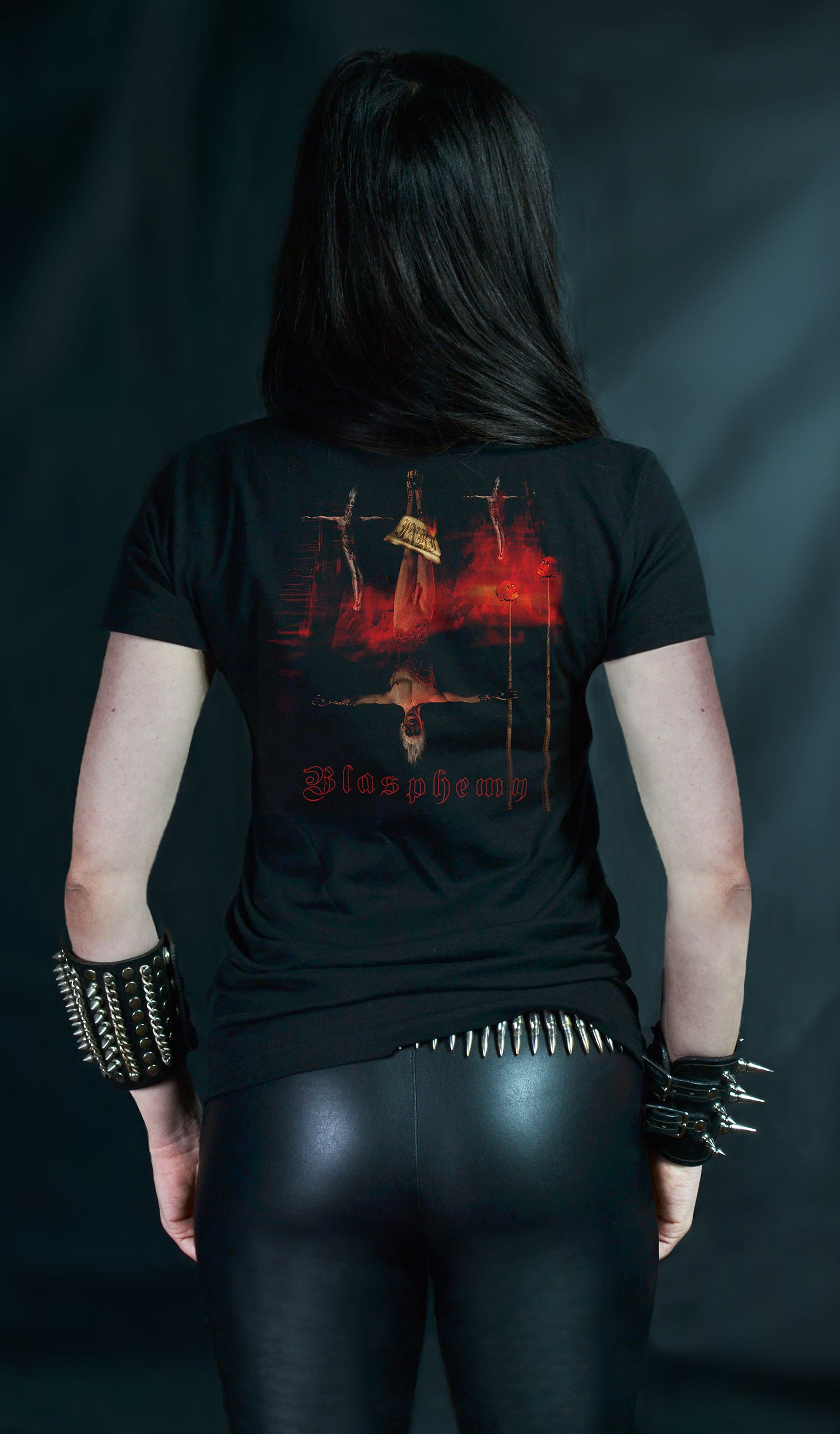 INCANTATION - Blasphemy (T-SHIRT -OR- GIRLIE)