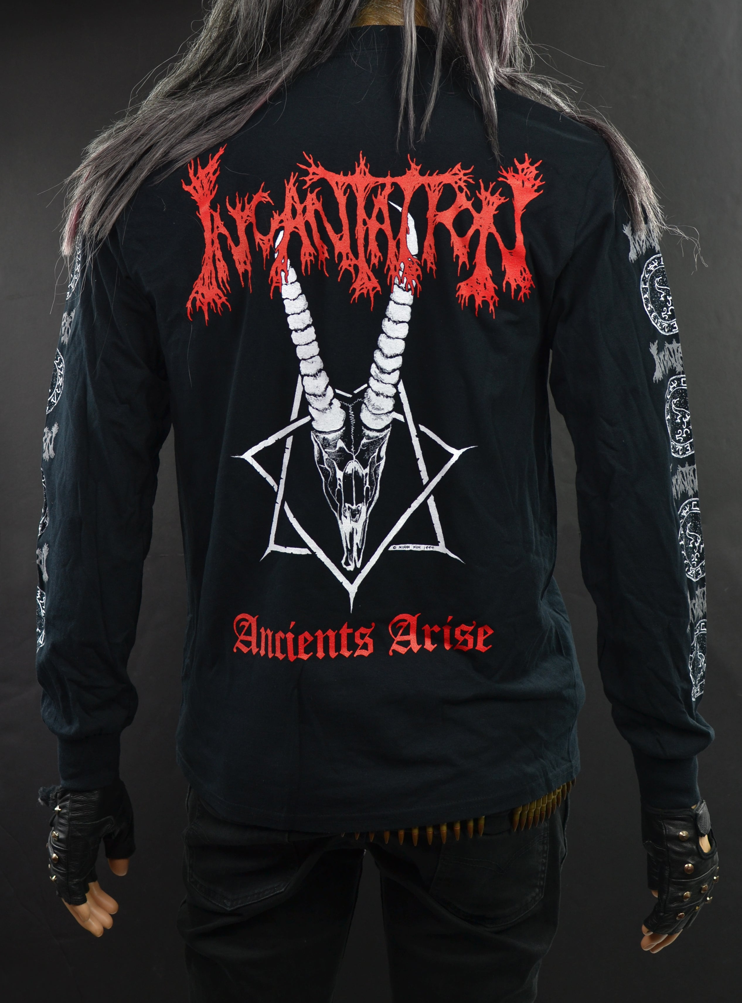 INCANTATION - Ancients Arise (LONG SLEEVE)