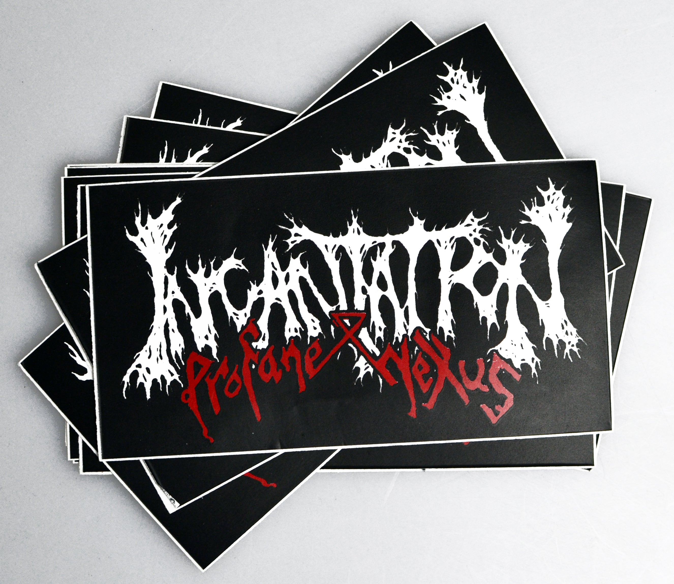 INCANTATION - Profane Nexus (STICKER)