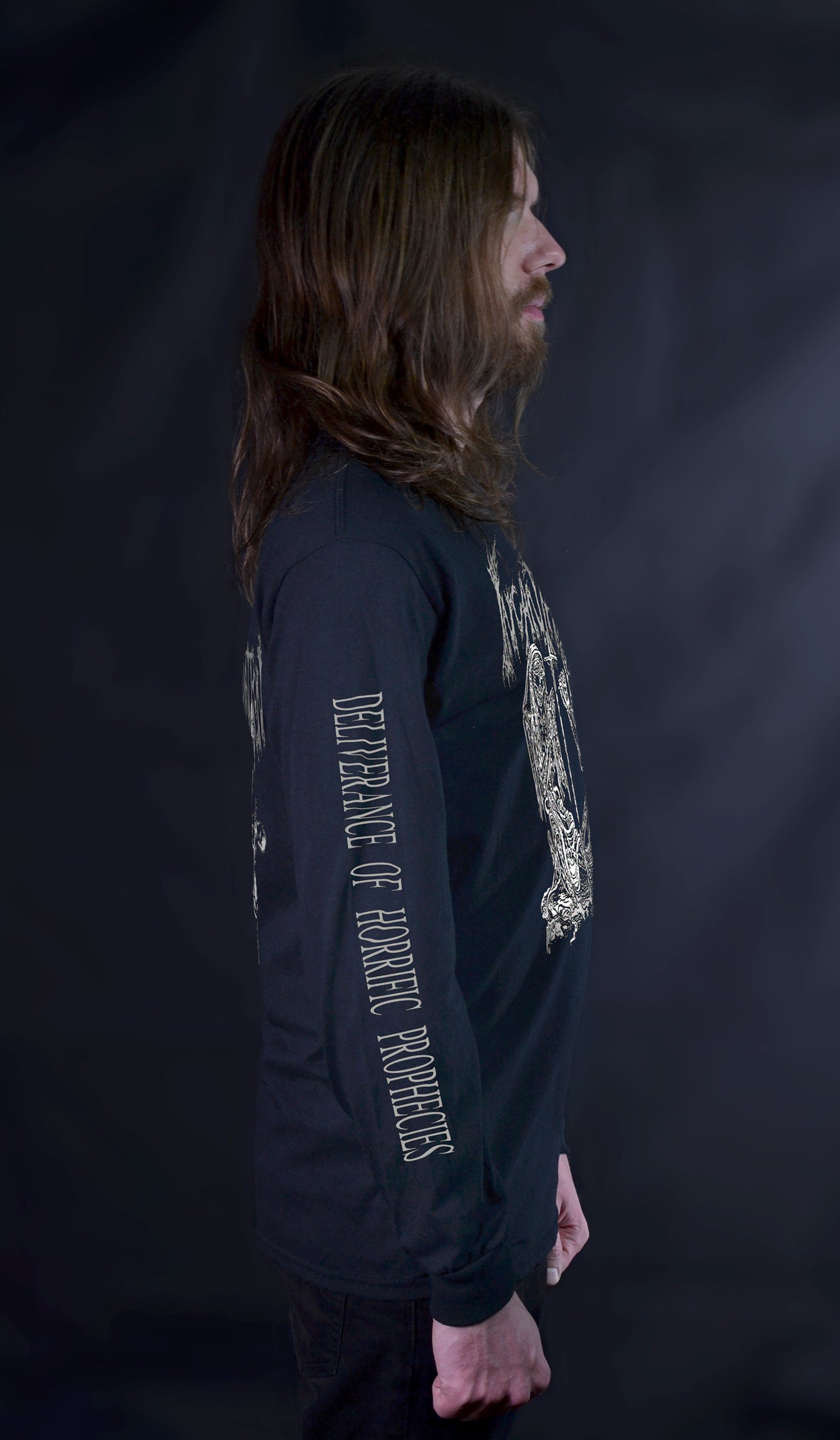 INCANTATION - Deliverance of Horrific Prophecies (LONG SLEEVE)