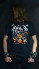 INCANTATION - Diabolical Conquest (T-SHIRT -OR- GIRLIE)