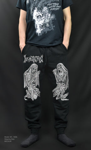 INCANTATION - Deliverance Of Horrific Prophecies   ( JOGGER Sweatpants )