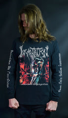 INCANTATION - Onward to Golgotha (Album Artwork) (LONG SLEEVE)