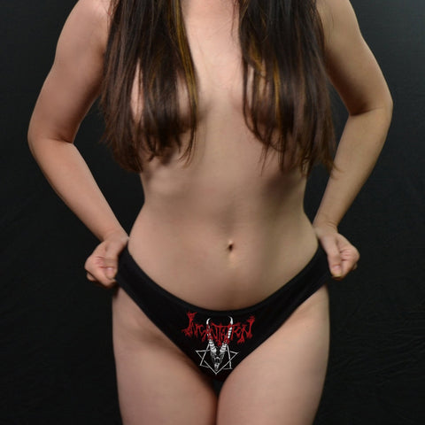 INCANTATION - Ibex Moon (Thong Panty)