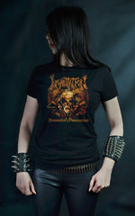 INCANTATION - Primordial Domination (T-SHIRT -OR- GIRLIE)