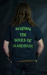 INCANTATION -  Reaping The Souls Of Blasphemy (T-SHIRT)