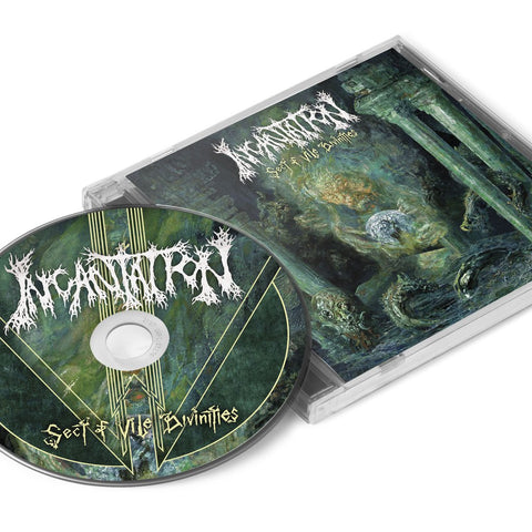 INCANTATION - Sect Of Vile Divinities (CD)