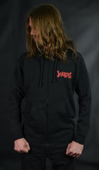 INCANTATION - Triple Swords (ZIP UP HOODIE)