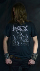 INCANTATION - Upon the Throne of Apocalypse (T-SHIRT -OR- GIRLIE)