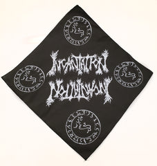 INCANTATION - Logo [BANDANA]