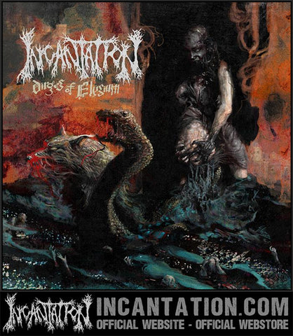 Incantation - Dirges Of Elysium CD/Vinyl