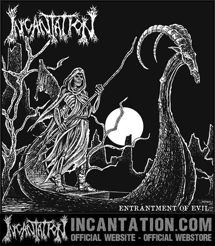 Incantation - Entrantment Of Evil Vinyl