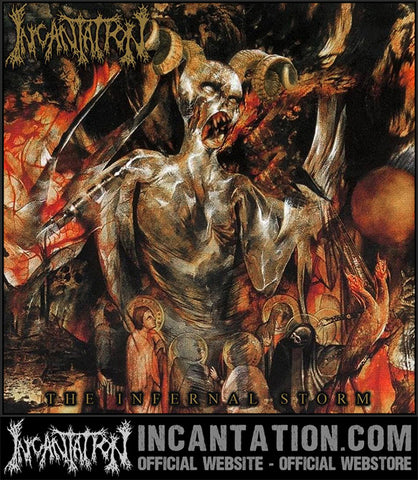 Incantation - Infernal Storm Vinyl