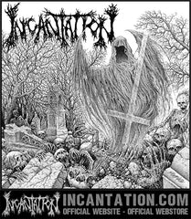 '- Incantation - Rotting Spiritual Embodiment Standalone CD + Package Deals