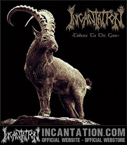 Incantation - Tribute To The Goat CD/Vinyl
