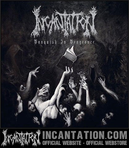 Incantation - Vanquish In Vengeance Vinyl