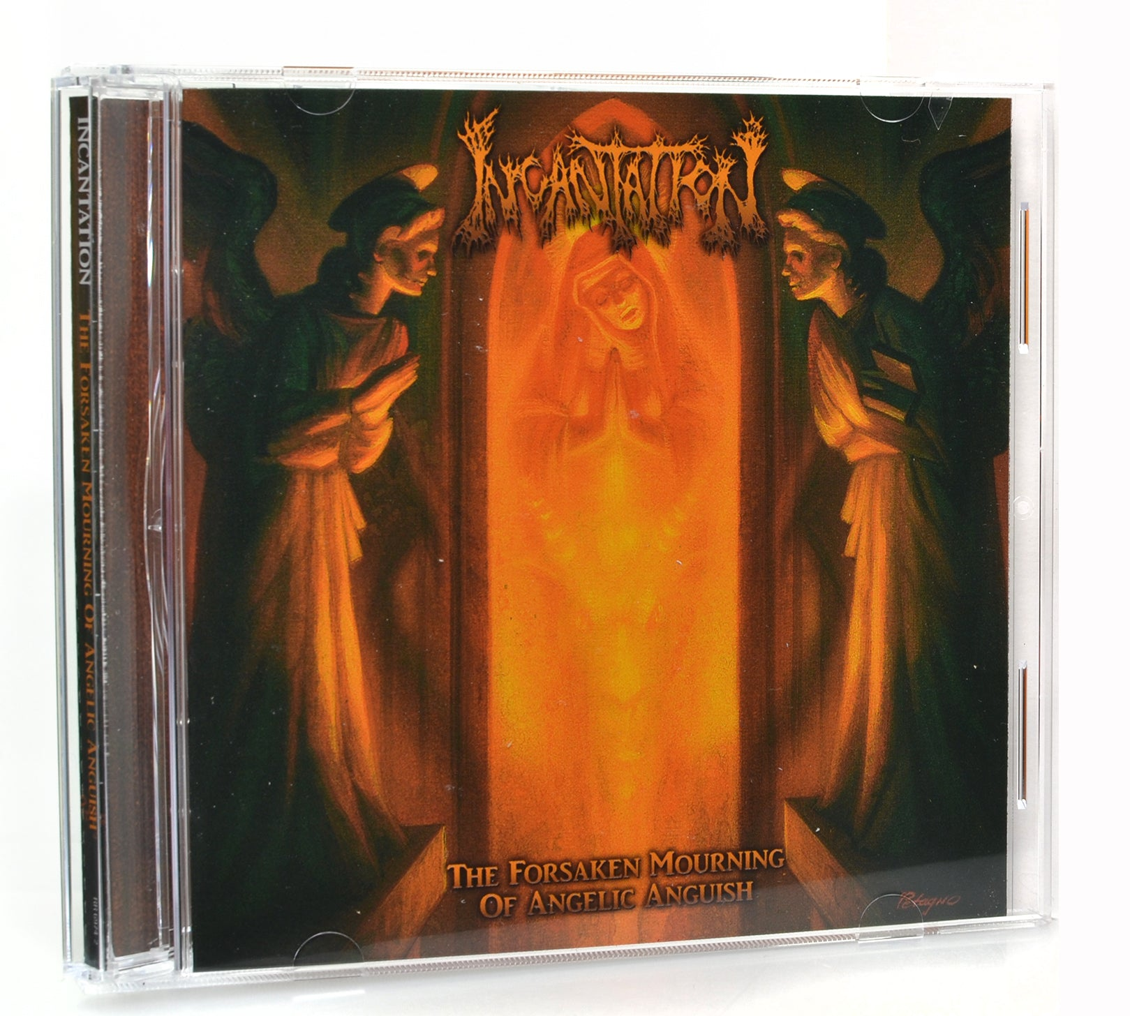 Incantation - Forsaken Mourning Of Angelic Anguish (CD)