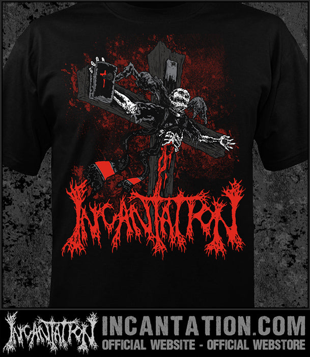 Incantation - Emaciated Holy Figure [Guys Shirt]