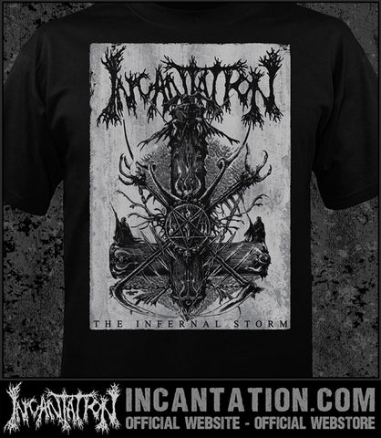 Incantation - Nocturnal Kingdom [Guys Shirt]