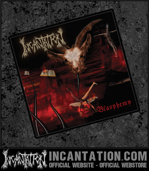 Incantation - Blasphemy Patch