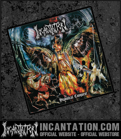 Incantation - Diabolical Conquest Patch