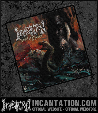 Incantation - Dirges Of Elysium Patch