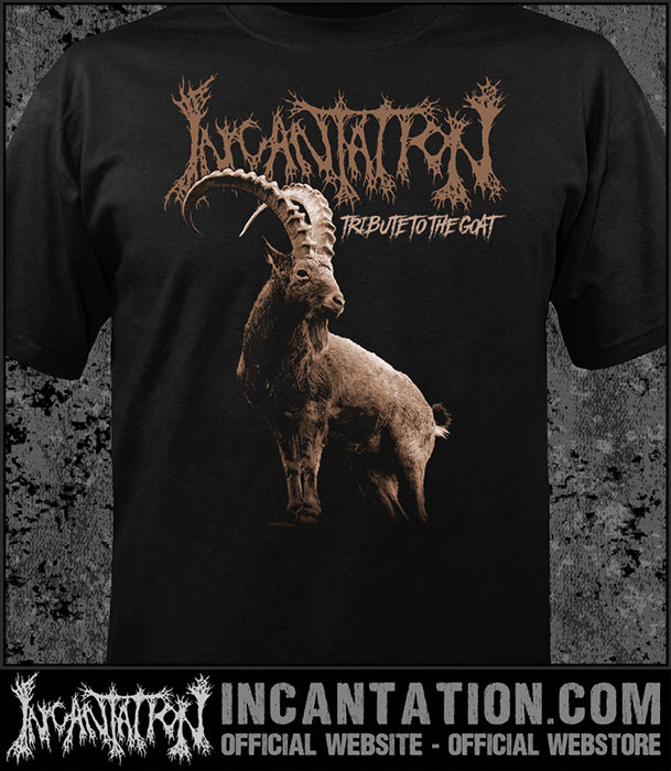 Incantation - Tribute To The Goat [Guys Shirt]
