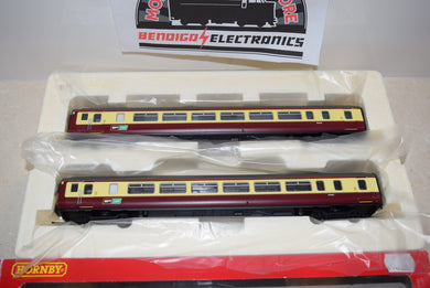 Hornby R2512 NEW STRATHCLYDE PTE CLASS 156 156 430 TWIN PACK DCC READY