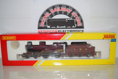 Hornby R3063 LMS COMPOUND 4-4-0 DCC READY