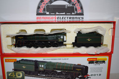Hornby R3097 BR 2-10-0 EVENING STAR CLASS 9F LIMITED EDITION 40TH ANNIVERSARY